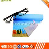 digital photo printing Microfiber eyeglasses cleaning cloth                                                                                                         Supplier's Choice