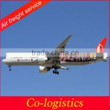 China Air Freight from Kaifeng to USA