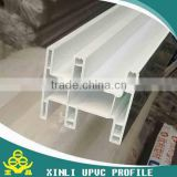 India market selling well upvc window profile and upvc door profile manufactured in China factory                                                                         Quality Choice