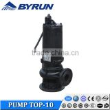 65WQ30-10-2.2KW * Power 3HP* 30CBM@ 10 meters Head Small WQ electric sewage submersible pump for Sewage System