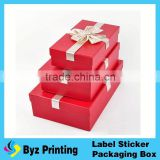 Customized new arrival bakery box printing food grade food packaging box, cake box packaging