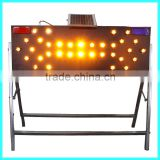 LED warning board truck mounted electron traffic sign