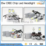 New product 35W LED headlight Bulbs kit for car fog lamp H4 h7 h8 h9 h11 psx24 Car led Healight bulb