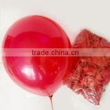 latex material advertising toy use pearl baloons