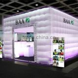 Best PVC materia inflatable cube,inflatable customized cube tent for party or advertising
