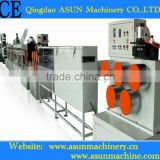 Qingdao characteristic PET Packing belt production line/making machine/extruder