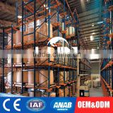 Quality Guaranteed Custom-Tailor Style Selections Shelf Plastic Pallet Racking Drive In Pallet Racking