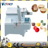2014 CE Standard automatic cake cup making machine, cake tray machine,papier machines caissette gateau