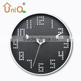 China industrial wall clock manufacturer