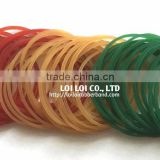 FACTORY directly wholesale CHEAP mixed color soft stretch Natural rubber band