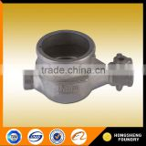 Stainless Steel 306 Casting Part Ball Valve Body Valve Parts