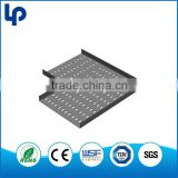 stainless steelperforated cable tray making machine , perforated cable tray outside vertical bend