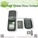 SC-9068-GH3G WCDMA GSM Handset Cordless Phone with bluetooth, Dock Power Charger,Color TFT LCD Display