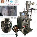 China Supply Small Coffee Packaging Machine|Round Tea Bag Packing Equipment