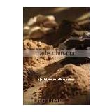 20%-22% high fat light brown cocoa powder