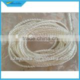2013 Hotting sell different size glass fiber wick /silica wick/braided silica wick best quality factory price