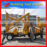 14 M AMS Diesel Driven Hydraulic Arm Lift Platform 0086 371 65866393