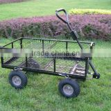 high quality folding baby beach wagon cart