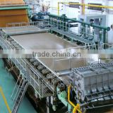 1760mm Foudrinier Wire Kraft/Corrugated Paper Machine,kraft wrapping paper mill for sale
