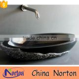 polished marble sink/granite sink/stone sink design for sale NTS-BA180X