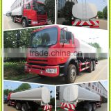 JAC 6x4 16000l Washing Water Tank Truck for 20tons capacity water bowser truck with pump system for sale