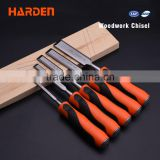Double Color Durable Woodwork Wood Carving Chisel Set