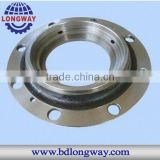 LW-SCI-076 high quality sand casting connecting flange,customized pipe connection ductile iron casting flanges