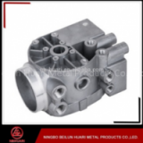 aluminum die casting automatic hydraulic drive pump body