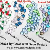 produce and supply crystal round, crystal oval, crystal pear, crystal round checker, crystal oval checker, crystal pear