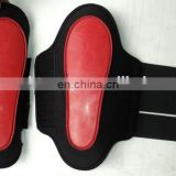 RUBBER NEOPRENE HORSE BRUSHING BOOTS
