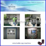 Automatic High Speed plastic compound water container Cap Making Machine