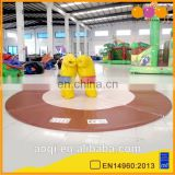 AOQI interesting interactive inflatable sumo suit game for sale
