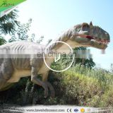 Theme Parks Equipment 3D Simulation Animatronic dinosaur