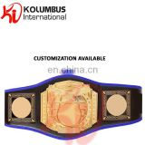 Customized Championship Belt