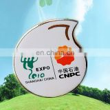 [ beautiful design] Expo metal enamel badge