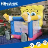 Inflatable bouncer slide combo/inflatable bounce house/inflatable bouncer with slide