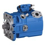 Aa10vso10dr/52r-ppa14n00e Rexroth Aa10vso Double Gear Pump Thru-drive Rear Cover Excavator