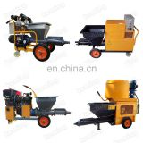 Automatic Plaster Spray Pump Grc Spray Machine for Grc Mixer