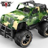 Hot sale electric remote control RC toy car 1:16 off-road RC toy vehicle car camouflage color vehicle toys for kids car gift 666-121B