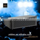 MT-500, trade assurance, neodymium speaker, dual 5.5 inch passive 2-way line array loudspeaker, line array