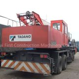 I'm very interested in the message 'USED TADANO CRANES 50TON TG550E' on the China Supplier