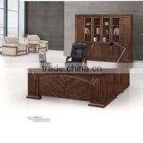 Simple design good quality wholesale wooden office table design/modern office secretary desk table A-618