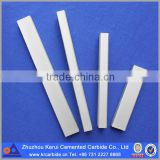 Customized carbide bar blank(unground) for vertical shaft impact crusher usage
