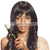 Soft Natural Touch Synthetic Brazilian Hair Closure Pieces Hairpiece for Black Women Wholesale
