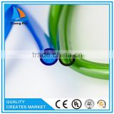 Food Grade Hollow PVC Tubing,Flexible Transparent Single Layer PVC Hose,No Smell PVC Test Tube,Aquarium Air Tubing