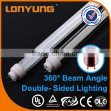 T10 double-side ESSAC high quality led curtain light tube for office led tube light t10 20 watt