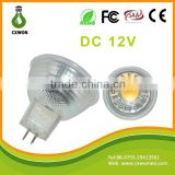 High quality Crystal glass garden spot light led 12v cob 4w warm white cob led spotlight                                                                         Quality Choice