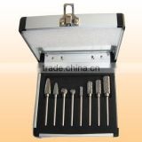 Diamond tools set for carving stones