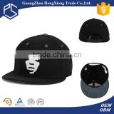 Hot sale stylish curve brim fitted cap snapback