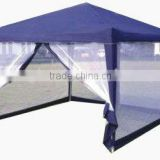 3X3 hot sell MOSQUITO INSECT NET FOR GAZEBO pop up canopy EZ UP canopy EZ UP Gazebo outdoor Wedding Party Tent patio Gazebo